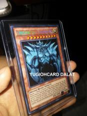 Thẻ bài Yugioh hàng CH Cự binh thần Obelisk the Tormentor – Secret Rare (video sp)