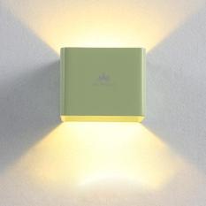 Đèn tường LED hình vuông hắt hai chiều 1122 Sắc màu – BLight