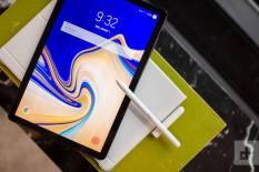 Máy tính bảng Samsung Galaxy Tab S4 10.5 inch – 4G LTE || Siêu hiệu năng Snapdragon 835 || Cấu hình khủng ram 4/64 GB || Thiết kế tinh tế sắc bén || Giá rẻ chính hãng tại Zinmobile