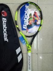 Vợt tennis Babolat 280g Xanh lá tặng căng cước quấn cán và bao vợt – ảnh thật sản phẩm
