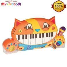 Đồ Chơi Đàn Piano Mèo Con B.Brand BX1025Z