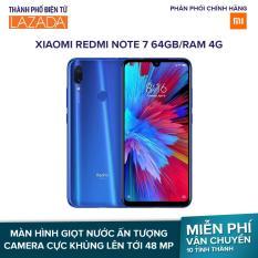 Điện Thoại Xiaomi Redmi Note 7 64GB/Ram 4G – Hãng phân phối chính thức