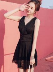 Áo Tắm Một Mảnh Gợi Cảm Phối Ren MHAT111 Mai Hoa