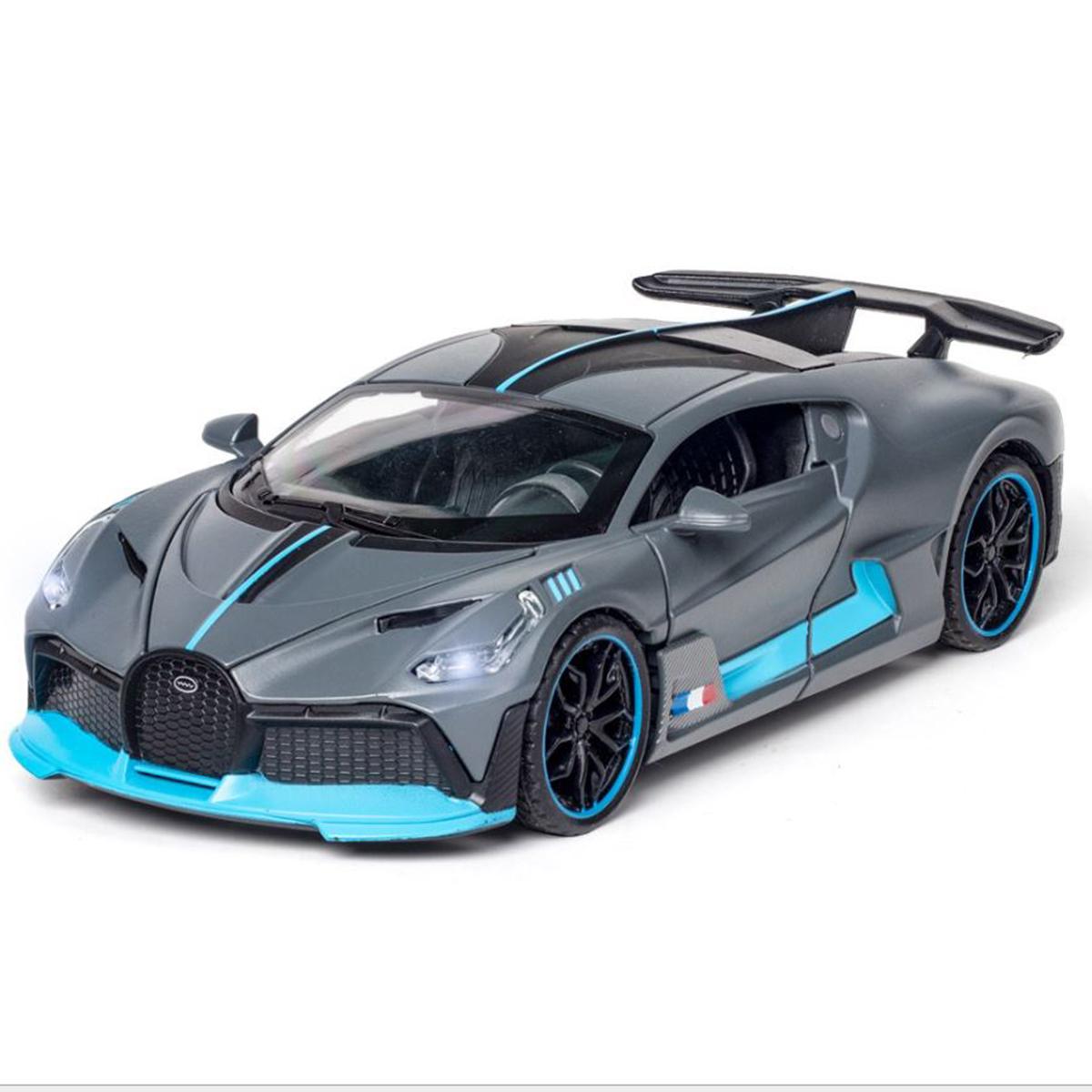 Xe mô hình kim loại Bugatti Divo tỷ lệ 1:32