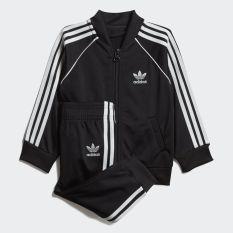 adidas ORIGINALS SST Track Suit Em bé Màu đen DV2820
