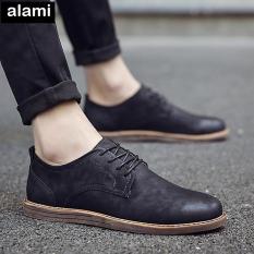 Giày da nam thời trang cao cấp Alami GDS07