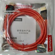Cáp HDMI chính hiệu Lenovo 1.5m hỗ trợ 3D/4K/Ultra HD/Ethernet