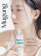 Mugung Korea Nước Tẩy Trang Makeup Sạch Sâu Cấp Nước Dưỡng Trắng ngăn ngừa bụi bẩn sâu trong lỗ chân lông 100ml/300mL