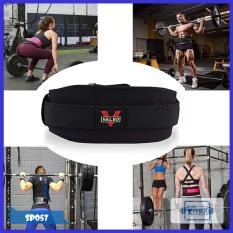Đai lưng tập gym valeo T-Rex Shop SP057 – Đai hỗ trợ squat, tập chân, mông (phụ kiện gym, tập chân, tập chân, squat)