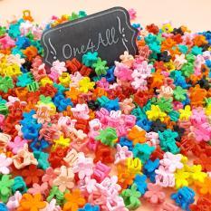 Kẹp tóc bé gái – Combo 10 Kẹp nhí hình hoa xinh xắn Cho Bé Gái ( Nhiều màu – Giao ngẫu nhiên) – Sản phẩm bán từ shop ONEFORALL
