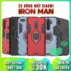 Ốp lưng chống sốc iRon Man iRing cho nhiều dòng máy Xiaomi – Mi – Redmi – Redmi Note – Poco (cập nhật liên tục)