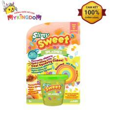 Chất Nhờn Ma Quái Slime Thạch Splashies-Vàng 33465/YE