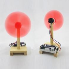 Quạt Lắp Ghép Chạy Pin Theo Phương Pháp Giáo Dục Steam, đồ chơi thông minh, đồ chơi lắp ghép, đồ chơi sáng tạo, bé nghiên cứu khoa học, mô hình cái quạt, đồ chơi bằng gỗ