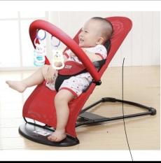 ghế rung cho bé tặng kèm thanh treo đồ chơi