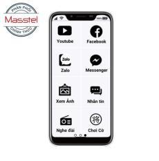 Điện Thoại Masstel X6 Fami tai thỏ dành cho người có tuổi mới Fullbox