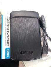 Hộp Đựng Ổ Cứng Di Động HDD Box ORICO 2577U3/ 2020U3 2139U3 – Bảo Hành 1 Năm dùng cho cả SSD/HDD loại 2.5inch Chính Hãng – Full Box