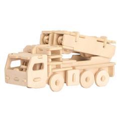 Mô hình lắp ghép bằng gỗ 3D Các loại xe máy, xe oto, xe tải, máy bay , ghép theo khớp Robotime