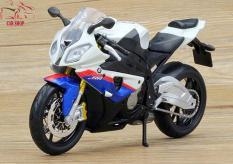 Xe mô hình motor siêu xe BMW S1000RR tỉ lệ 1:12