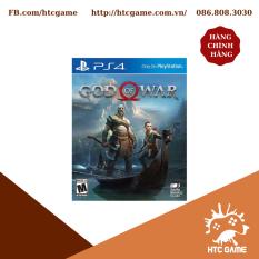 Đĩa game PS4 GOD OF WAR Thần chiến Tranh bản 4
