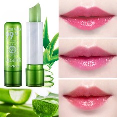 Son dưỡng môi nha đam có màu – SENCHARM – Dưỡng ẩm môi căng bóng, hồng hào
