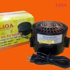 Đổi điện 220V sang 100 & 120V LiOA công suất 400VA – DN004