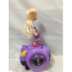 Đồ chơi công chúa elsa xe trượt có đèn phát nhạc – MS.SP001245-BVT