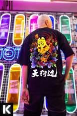 Áo Thun Nam Form Rộng Hàn Quốc In Hình MM05 Độc Đẹp Vải Dày Mịn Thoáng Mát Thiết Kế Thời Trang Kiểu Dáng Năng Động Trẻ Trung