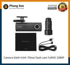 Camera Hành Trình cho Ô tô Xiaomi 70mai Dash Cam Full HD 1080P (BH 12 Tháng)
