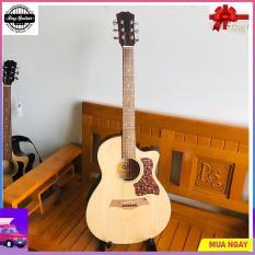 Đàn Guitar Acoustic DG101T đàn ghi-ta đệm hát mẫu mới của Duy Guitar Store – Có clip test âm thanh