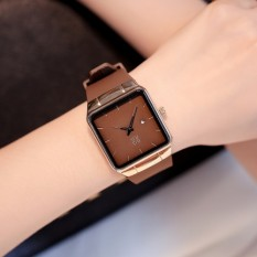 Đồng hồ Nữ GUOU 8161 Dây Mềm Mại đeo rất êm tay – Kiểu Dáng Apple Watch Chống nước tốt