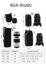 Túi đựng ống lens cho máy ảnh.