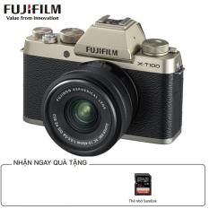 Máy ảnh Fujifilm X-T100 15-45mm II Kit