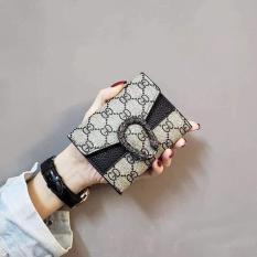 ví nữ cầm tay ngắn đàu rồng( hàng đẹp)