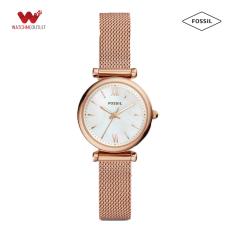 Đồng hồ Nữ Fossil dây kim loại ES4433