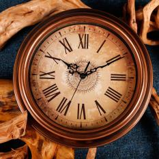 Đồng hồ phong cách Châu Âu – thiết kế La Mã