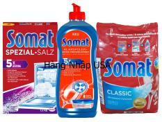 Combo Bột + Muối + Nước Somat – Đức