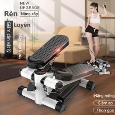 Máy chạy bộ Máy đạp bước nam nữ dùng tại nhà máy đạp bước bộ yên tĩnh đa chức năng rèn luyện sức khỏe TopOne2020