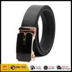 Thắt lưng nam da bò AT Leather -M4-02 – Da bò 100%