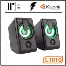 Loa Vi Tính Kisonli L-1010 BH 1 Đổi 1 – 10 tháng + 2
