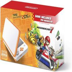 Máy Chơi Game Nintendo New 2DS XL White và Thẻ Nhớ 32G (Hacked)