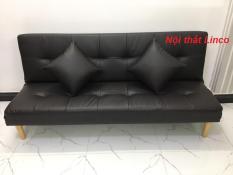 SB14- Ghế sofa bed, sofa giường màu đen 1m7x90, sofa phòng khách, salon, ghế sofa phòng khách,