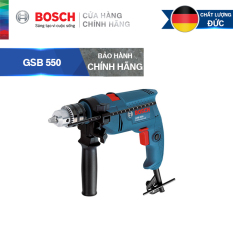 Máy khoan động lực cầm tay Bosch GSB 550