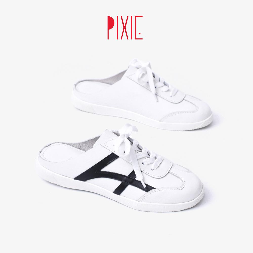 Dép Sục Thể Thao Vạch Kẻ Pixie X738