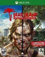 Đĩa game Dead Island Definitive Collection dành cho Xbox One
