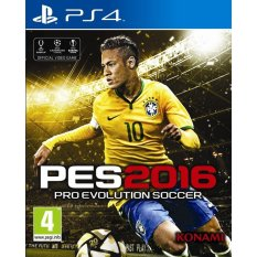 Chỗ nào bán Đĩa Game Sony PS4 Winning Eleven PES 2016 PLAS05095 – Hãng phân phối chính thức