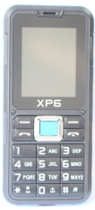 Điện thoại chống nước XP6 2 SIM (Xanh)