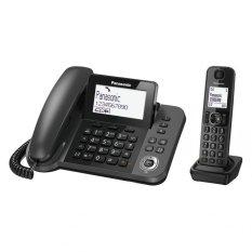 Trang bán Điện thoại Panasonic KX-TGF310CX (Đen)