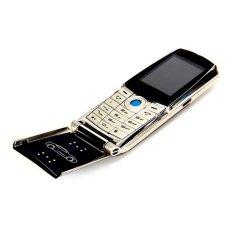 Điện thoại di động Mobile TV760B 2 SIM (Bạc)