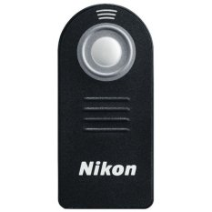 Điều khiển chụp ảnh cho máy Nikon JYC ML3 (Đen)