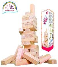 Đồ Chơi Rút Gỗ Mộc Funny Tower